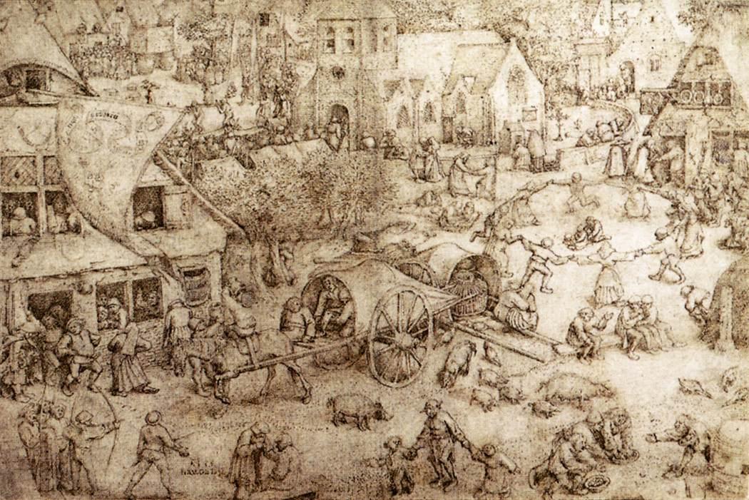 The Fair at Hoboken, 1559