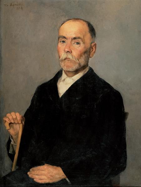The old Stubb, 1898 - Полихронис Лембесис