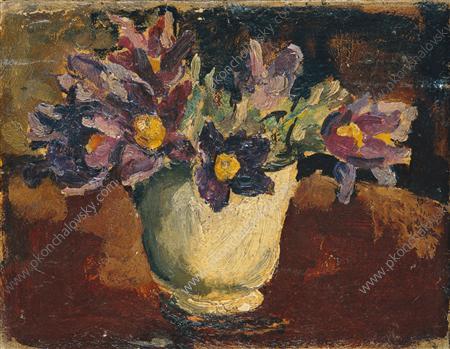 Anemone, 1930