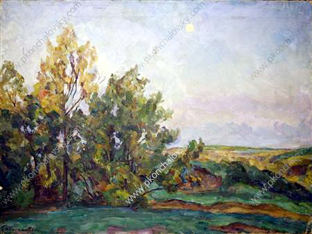 Sunrise, 1923