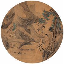 濯足图 - Qian Xuan