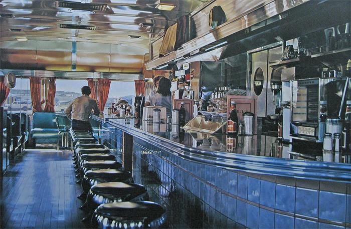Ralph's Diner - Ralph Goings