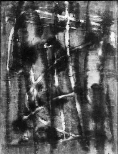 Crucifixion - Raoul Ubac