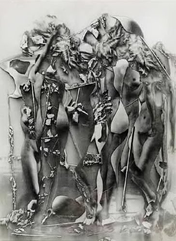 Le combat de Penthésilée, 1937 - Raoul Ubac