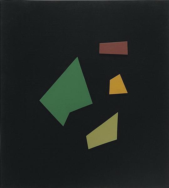 Pintura No. 167, 1948 - Raul Lozza