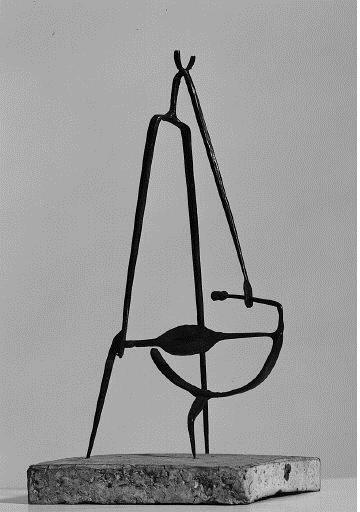 Crouching Woman, 1948 - Reg Butler
