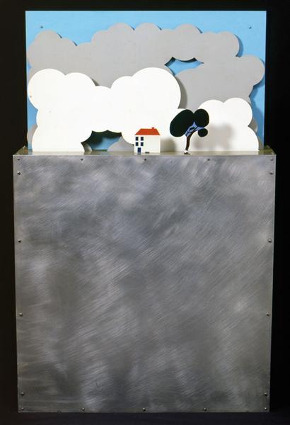 Deux Nuages, 1967 - Рене Бертоло