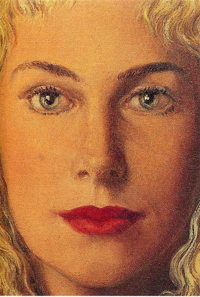 Anne-Marie Crowet, 1956 - René Magritte