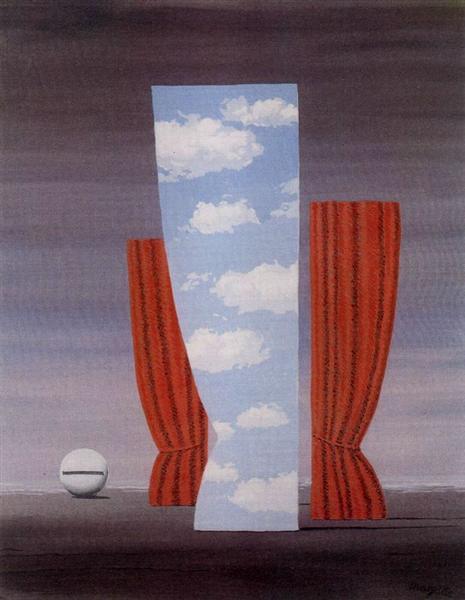Gioconda, 1964 - Rene Magritte