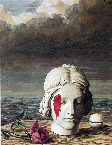 Memory, 1948 - Rene Magritte