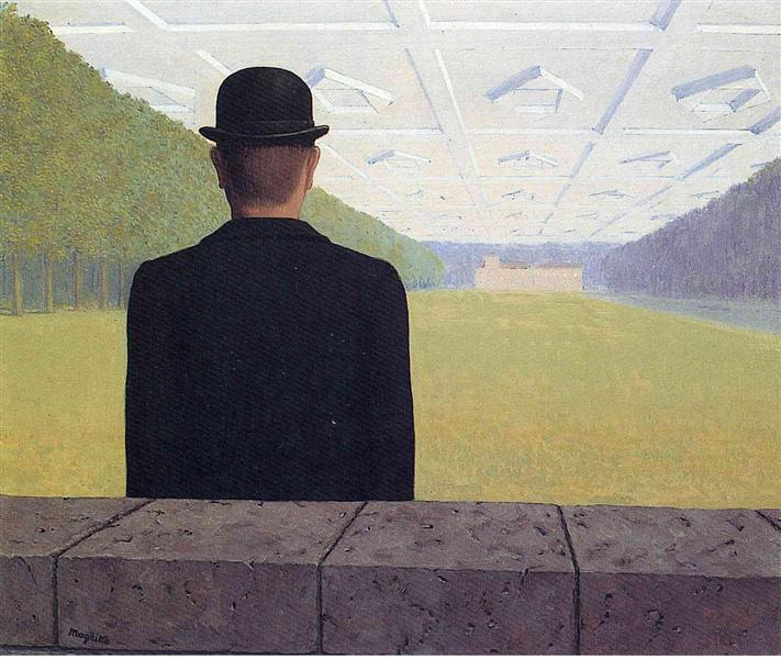 The great century, 1954 - Rene Magritte