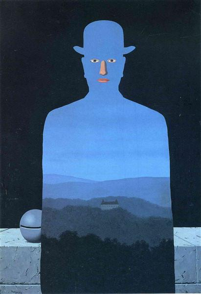 The king's museum, 1966 - Rene Magritte