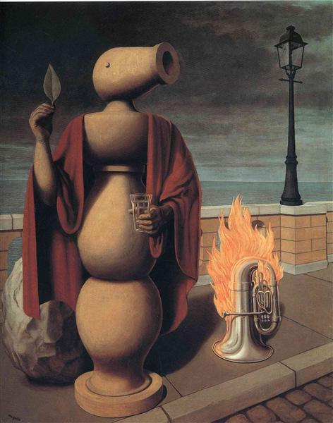 The Rights of Man, 1947 - Rene Magritte