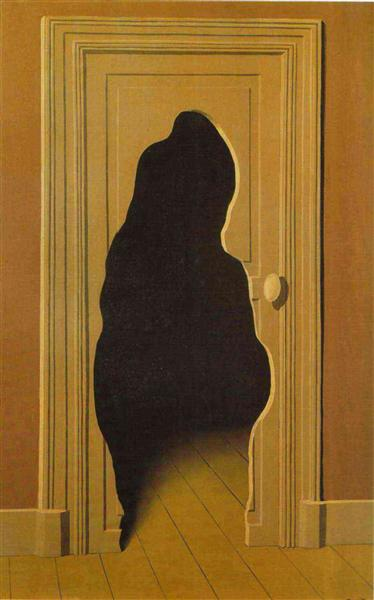 Unexpected answer, 1933 - Rene Magritte