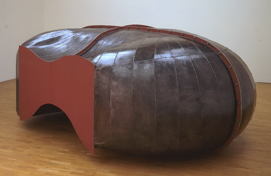 Struck Dumb, 1988 - Richard Deacon