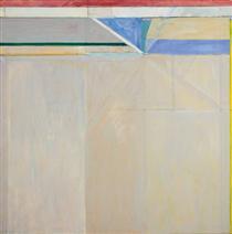 Ocean Park No. 46 - Richard Diebenkorn
