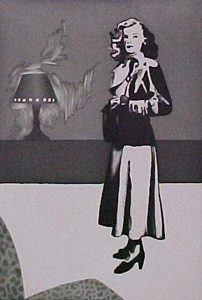 Patricia Knight II, 1982 - Richard Hamilton