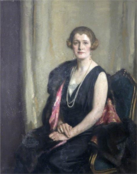 Lady Barclay Black of Yelland Manor - Річард Джек
