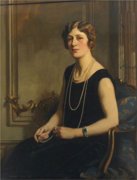 Mary, Princess Royal and Countess of Harewood - Річард Джек