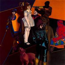 The Street - Ричард Линдер