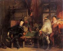 Henri III and Don Juan of Austria - Річард Паркс Бонінгтон