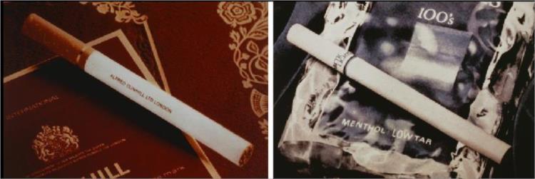 Untitled (Cigarettes), 1978 - 1979 - Richard Prince