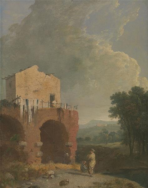 Hadrian's Villa - Richard Wilson