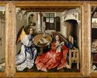 The Mérode Altarpiece - Robert Campin
