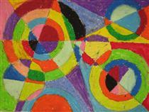 Esplosione di colori - Robert Delaunay