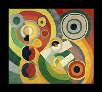 La gioia della vita - Robert Delaunay