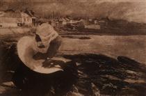 In Brittany - Robert Demachy