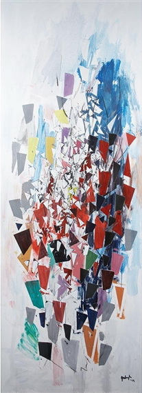 Soaring I, 1994 - Robert Goodnough