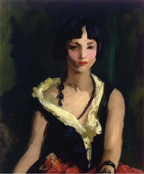 Francisquita, 1923 - Robert Henri