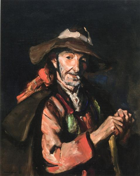 Old Spaniard, 1924 - Robert Henri