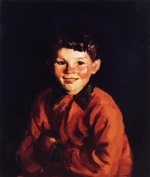 Tommy (Thomas Cafferty), 1924 - Robert Henri