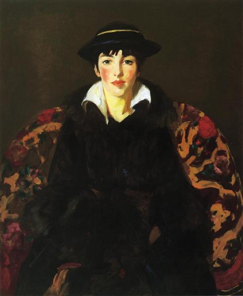 Viv (New York), 1915 - Robert Henri