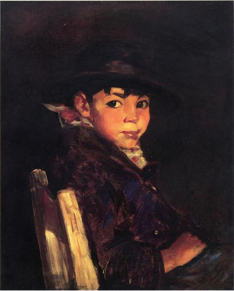 Young Sport (Francisco), 1922 - Robert Henri
