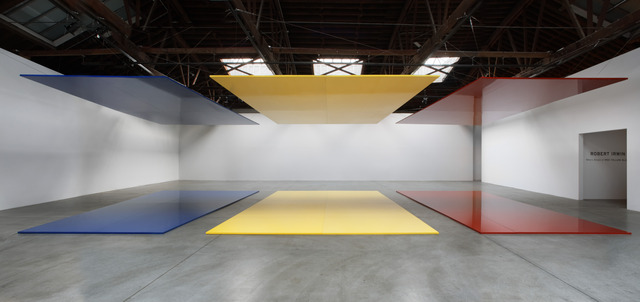Who's Afraid of Red, Yellow & Blue, 2006 - Robert Irwin