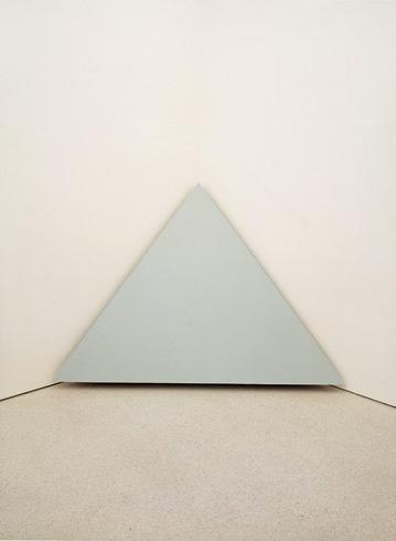 Untitled (Corner Piece), 1964 - Robert Morris