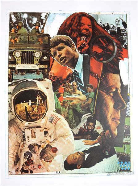 Signs, 1970 - 羅伯特·勞森伯格