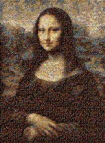 Mona Lisa Remastered - Роберт Сільверс
