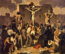 Crucifixion - Robert Spencer