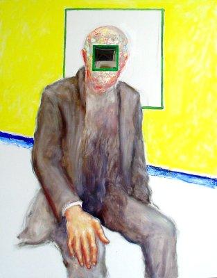 Introspection, 2002 - Roger Raveel