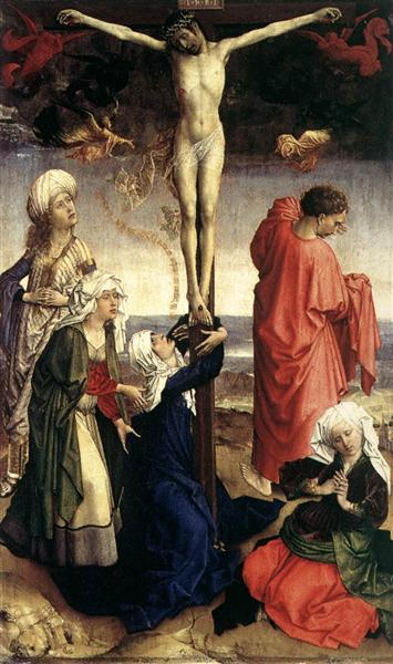 Crucifixion and Pietа Representations, 1440 - Rogier van der Weyden
