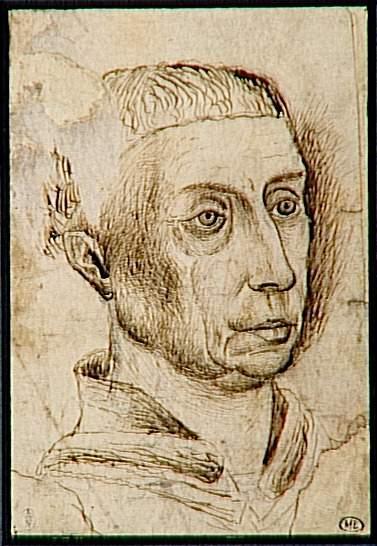 Portrait of Philippe le Bon - Rogier van der Weyden