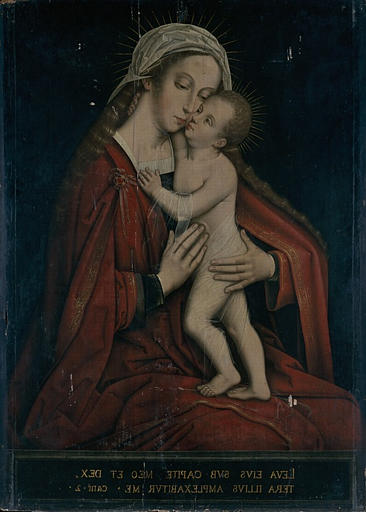 Virgin and Child - Rogier van der Weyden