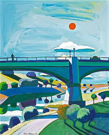 The Bridge, 1971 - Роланд Петерсен