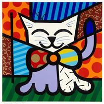 Romero Britto - 36 artworks - WikiArt.org