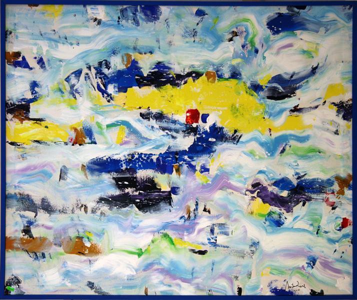Blue Danubius - Romul Nutiu