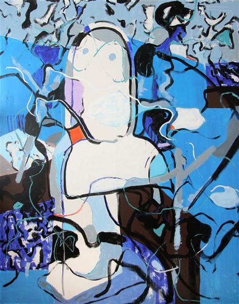 Oak Totem (from the Memory Pyramid series), 2010 - Romul Nutiu